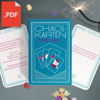 Chaoskarten Partyspiel PDF